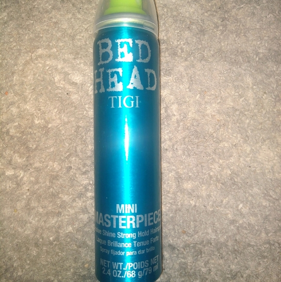 Tigi Bed Head mini masterpiece hairspray